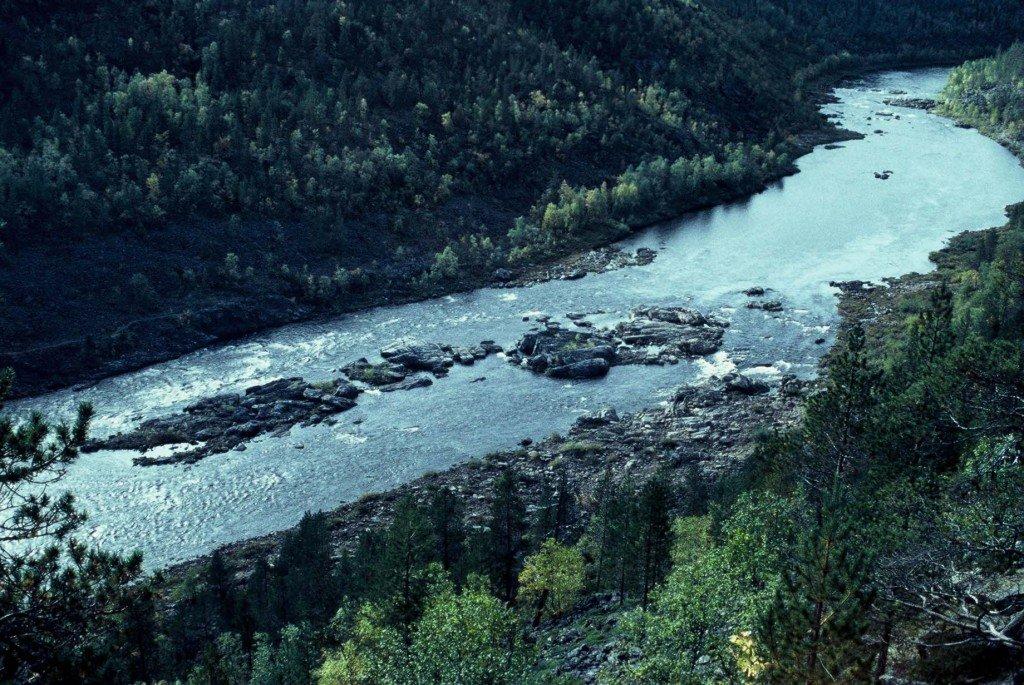 Ivalojoki kulta hippu kosket kullanhuuhdonta kullankaivu