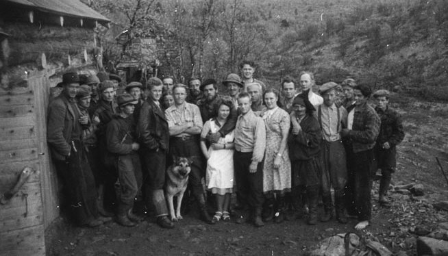 1950-porukkaa